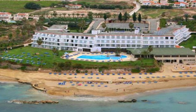 Aquamare Beach Hotel And Spa Cover Image on XploreCyprus