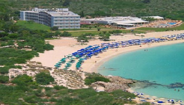Asterias Beach Hotel Cover Image on XploreCyprus