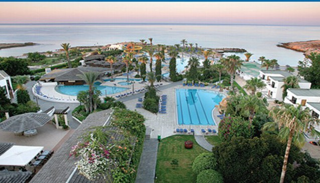 Adams Beach Hotel Profile Image  - Hotels & Holiday Accommodation - On XploreCyprus