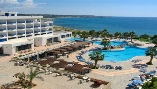 Ascos Coral Beach Hotel Cover Image on XploreCyprus