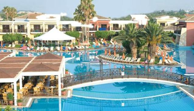 Atlantica Aeneas Resort & Spa Ayia Napa Cover Image on XploreCyprus