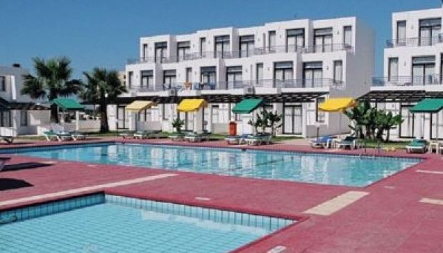 Diomylos Hotel Apartments Cover Image on XploreCyprus