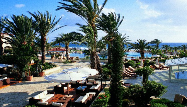 Amathus Beach Hotel Paphos Cover Image on XploreCyprus