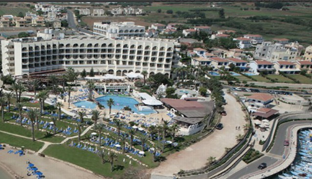 The Golden Coast Beach Hotel Cover Image on XploreCyprus