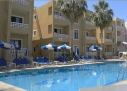Damon Hotel Apartments Cover Image