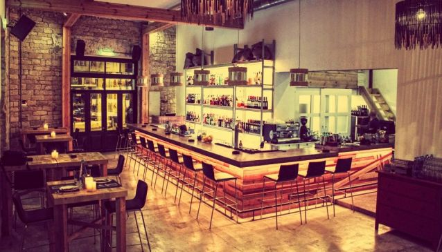 Just..Kitchen Bar Profile Image  - Lounge Bars - On XploreCyprus