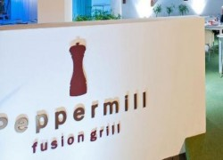 Peppermill Fusion Grill At The Napa Plaza Cover Image