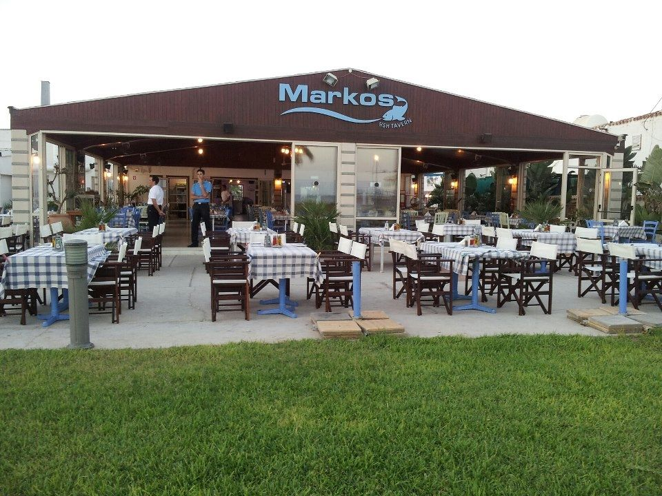 Markos Fish Restaurant Profile Image  - Seafood & Fish Restaurants - On XploreCyprus