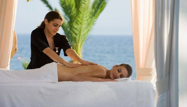 Aquum Health Spa At Mediterranean Beach Hotel Cover Image on XploreCyprus