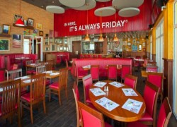 TGI Fridays Cover Image