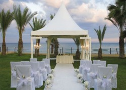 Golden Bay Beach Hotel Weddings Cover Image